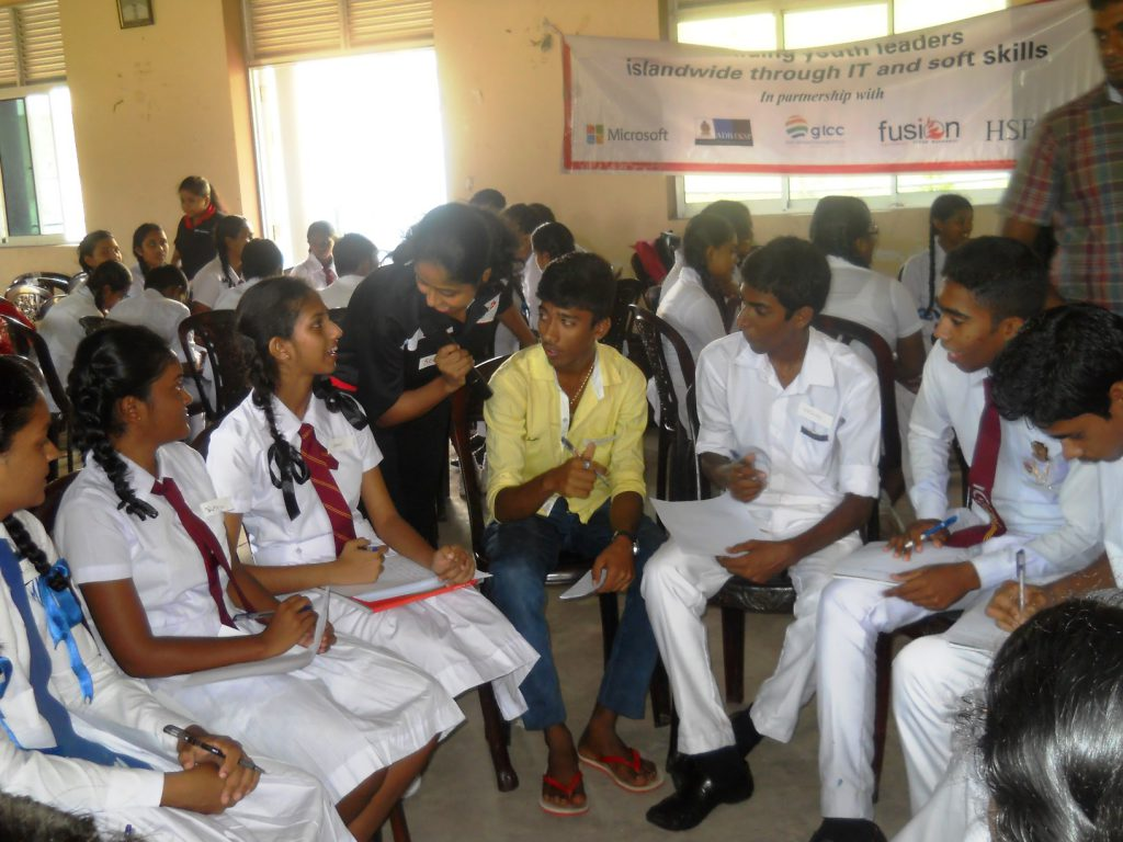 HSBC/Microsoft Career Guidance Programme reaches Gampaha District